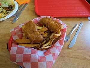 Fish & Chips, TSM Photo