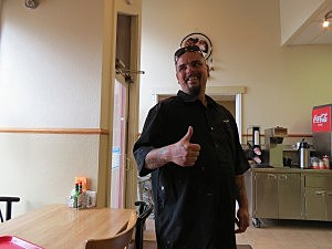 Paul Martinez, Chente's Chef, TSM Photo