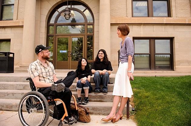 University of Wyoming Disability Equality