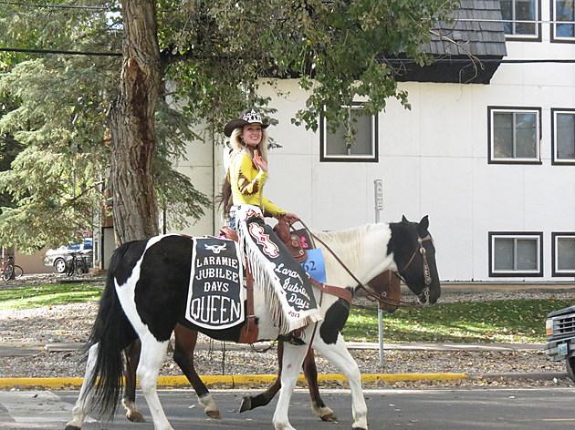 Laramie Jubilee Days Parade