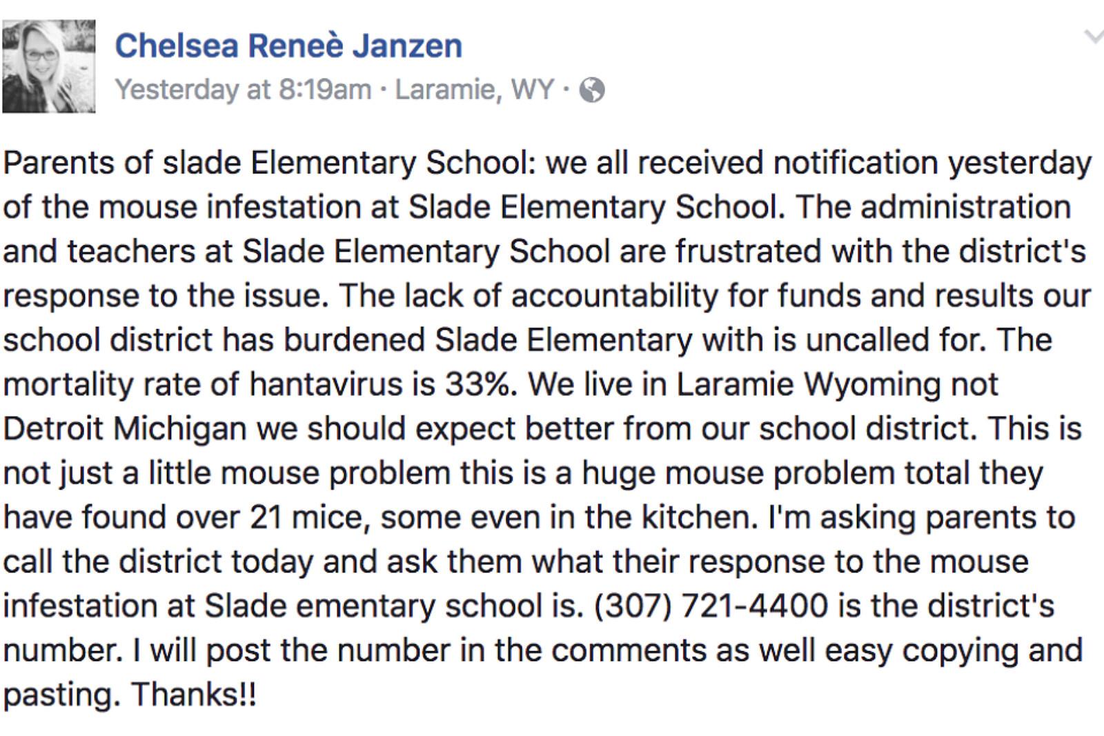 Mouse Facebook Comment