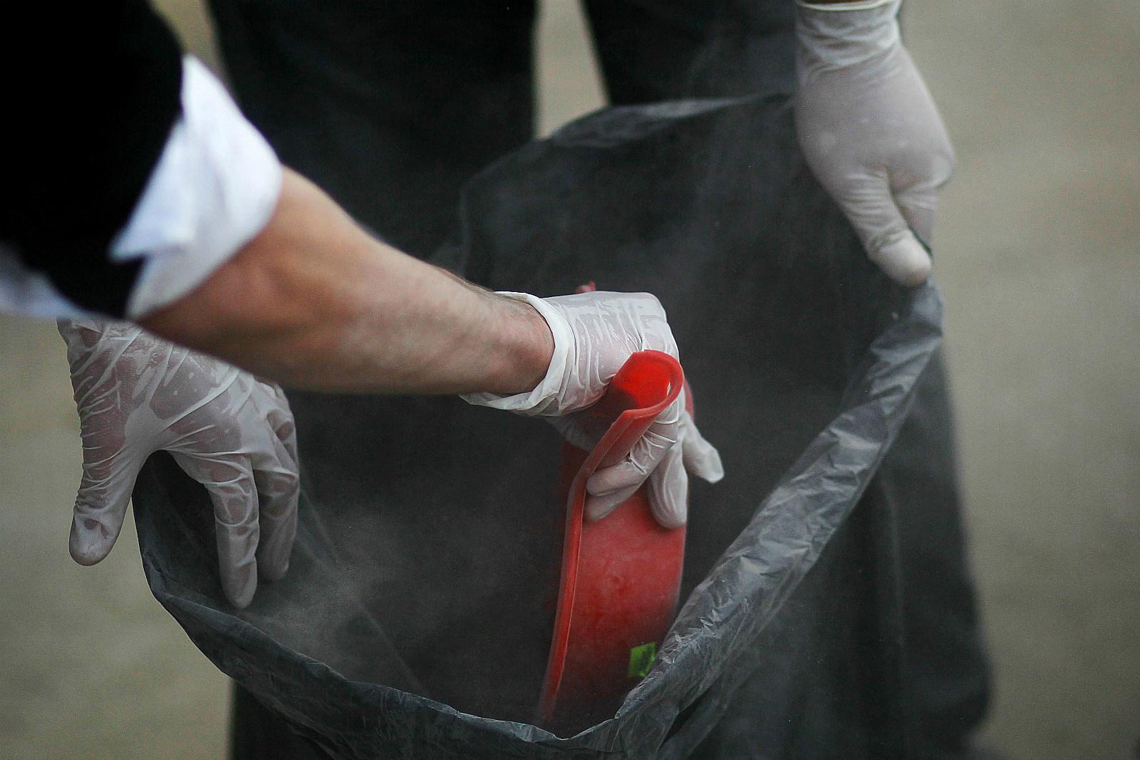 Trash Clean up