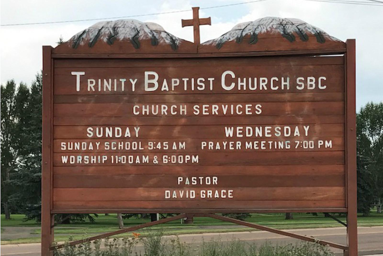 Trinity Baptist Church Laramie, WY